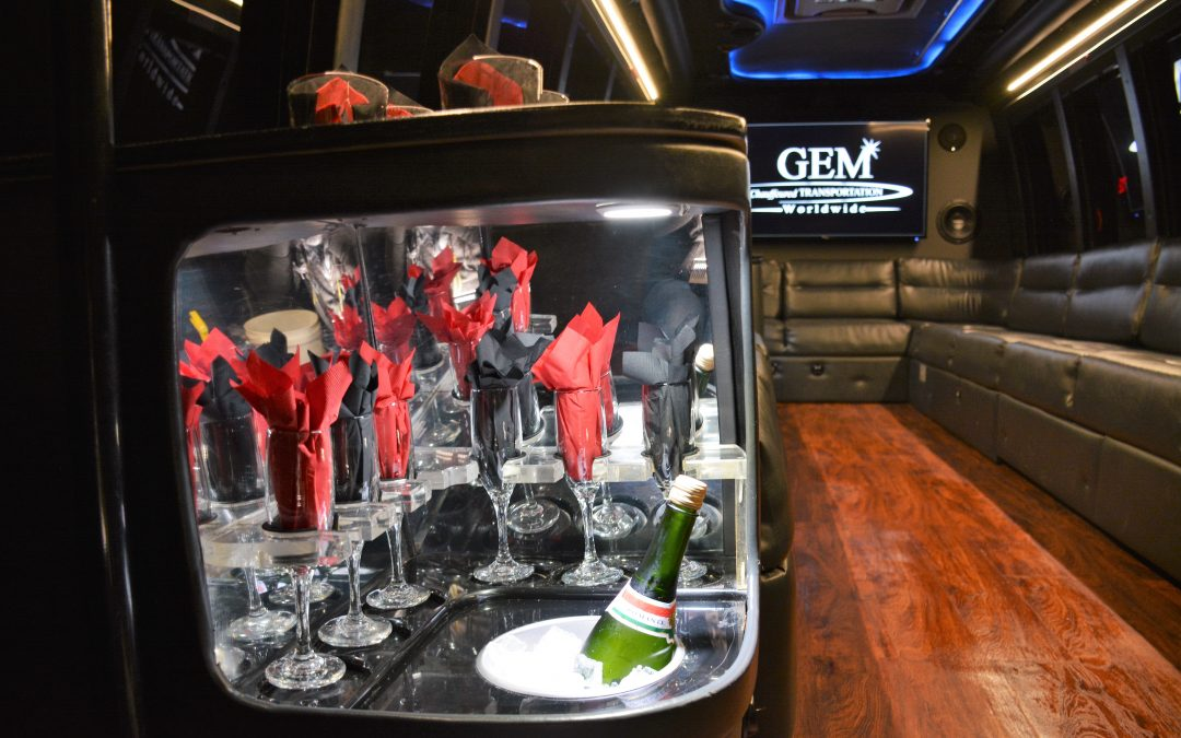 When Planning a Special Event, Don't Forget that Party Bus!